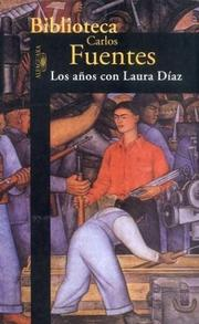 Cover of: Los Anos Con Laura Diaz