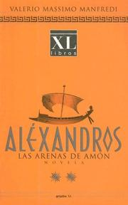 Cover of: Alexandros