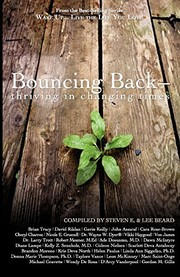 Cover of: Bouncing Back - thriving in changing times |