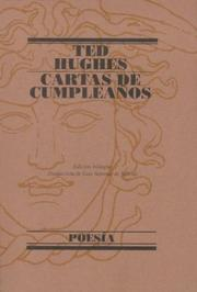 Cover of: Cartas de Cumpleanos by Ted Hughes