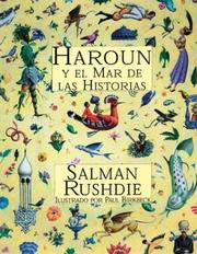 Cover of: Harun y El Mar de Las Historias