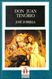 Cover of: Don Juan Tenorio (Leer en español nivel 3)