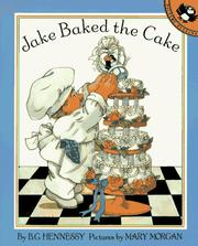 Cover of: Jake baked the cake