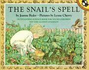 Cover of: The snail's spell
