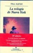 Cover of: La trilogia de Nueva York
