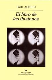 Cover of: El Libro de Las Ilusiones /  THE BOOK OF ILLUSIONS