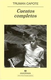 Cover of: Cuentos Completos