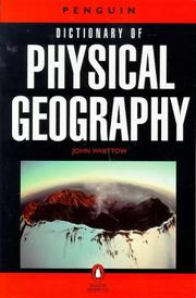 Dictionary of Physical Geography, The Penguin