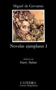 Cover of: Novelas Ejemplares I