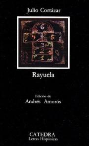 Cover of: Rayuela