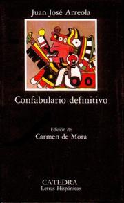 Cover of: Confabulario definitivo