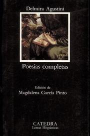 Cover of: Poesias Completas - Agustini