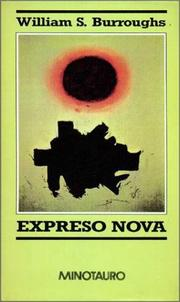 Cover of: Expreso Nova - Tapa Dura -