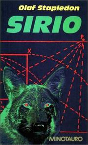 Cover of: Sirio