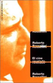 Cover of: El Cine Revelado