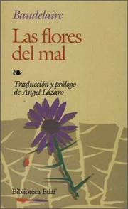 Cover of: Las flores del mal
