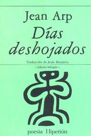 Cover of: Dias Deshojados
