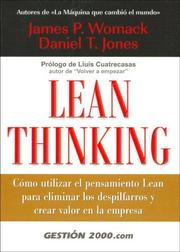 Cover of: Lean Thinking