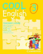Cover of: Cool English Level 3 Teacher