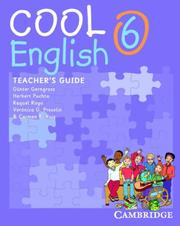 Cover of: Cool English Level 6 Teacher