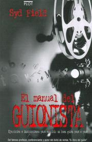 Cover of: El Manual del Guionista