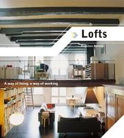Cover of: Lofts | Fransisco Ascensio Cerver