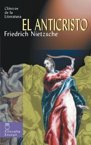 Cover of: El anticristo