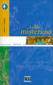 Cover of: La isla misteriosa