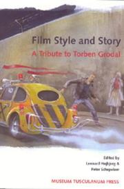 Cover of: Film Style and Story |