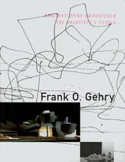 Cover of: Frank O. Gehry |