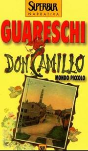 Cover of: Don Camillo: Mondo piccolo.