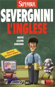 Cover of: L'inglese