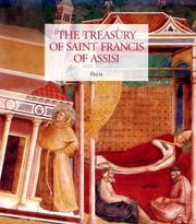 Cover of: The Treasury of Saint Francis of Assisi