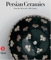Cover of: Persian Ceramics