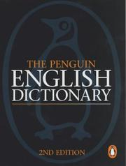 Cover of: Penguin English Dictionary