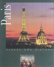 Cover of: Paris (Places & History)