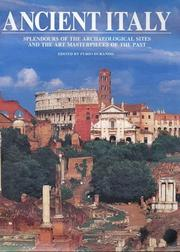 Cover of: Ancient Italy
