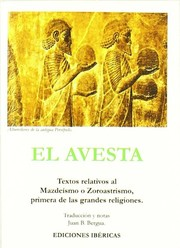 Cover of: EL AVESTA | Zaratustra