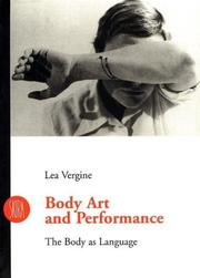Cover of: Body Art