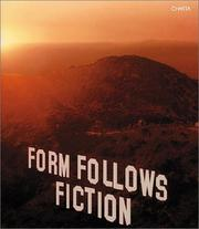 Cover of: Form follows fiction =