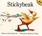 Cover of: Stickybeak