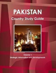 Cover of: Pakistan Country Study Guide | USA International Business Publications