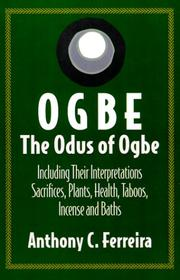 Cover of: OGBE