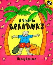 Cover of: A visit to Grandma's