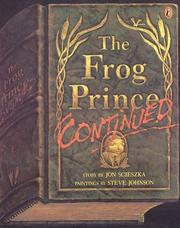 Cover of: The Frog Prince, Continued