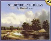 Cover of: Where the River Begins