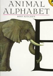 Cover of: Animal alphabet