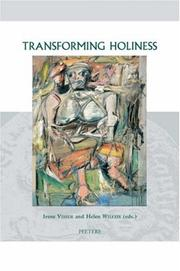 Cover of: Transforming Holiness |