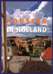 Cover of: Housing in Holland | Connie Moser
