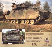 Cover of: Warmachines No. 5 - M2/M3 Bradley Infantry Fighting Vehicle, Cavalry Fighting Vehicle | François Verlinden